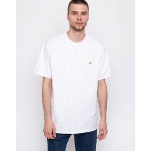 Carhartt WIP Chase White / Gold XL