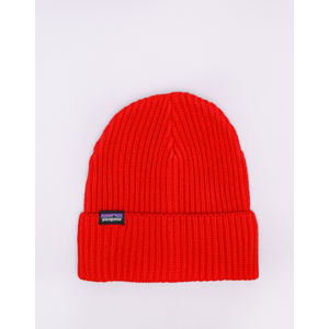 Patagonia Fishermans Rolled Beanie Rincon Red