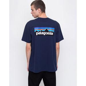 Patagonia P-6 Logo Responsibili-Tee Classic Navy XL