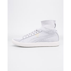 Puma Clyde Sock Select Gray Violet / Whisper white 44