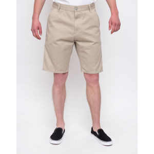 Carhartt WIP Ruck Single Knee Short Wall Stone Washed 33