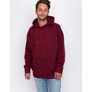 Levi's® Relaxed Graphic Hoodie Red M