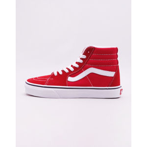 Vans SK8-Hi RACING RED/TRUE WHITE 41