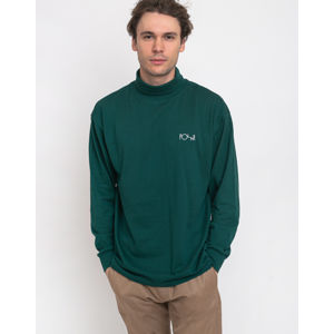 Polar Skate Co. Script Turtleneck Dark Green L