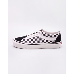 Vans Bold Ni (Checkerboard) black/ marshamllow 45