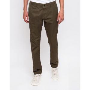 Knowledge Cotton Chuck Chino Pant 1068 Burned Olive W36/L34