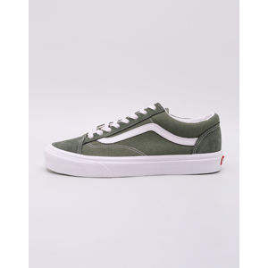 Vans Style 36 Grape Leaf/ Blanc De Blanc 41