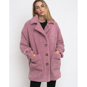 Native Youth The Emilia Teddy Jacket Dusty Purple S