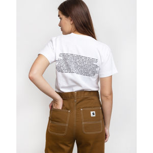Obey This Is An Obey T - shirt White S
