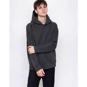 M.C.Overalls Bonded Spacer Hooded Charcoal S