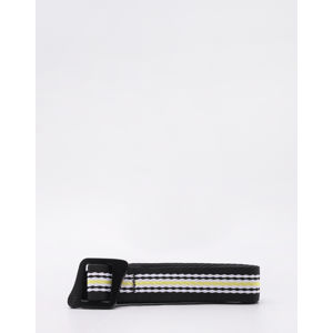 Stüssy Striped Climbing Web Belt Black