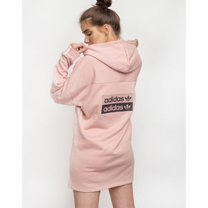 adidas Originals Hooded Dress Pink Spirit 34