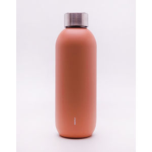 Stelton Keep Cool Drinking Bottle 0,75 l Rose/Steel