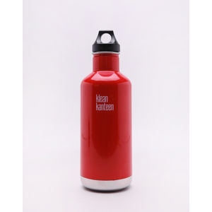 Klean Kanteen Insulated Classic w/Loop Cap 946 ml Mineral Red
