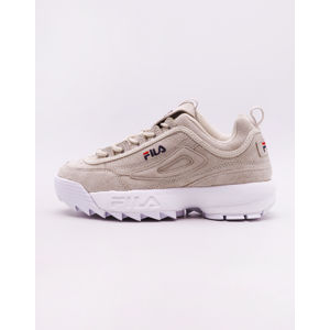Fila Disruptor S Low Whitecap Gray 39