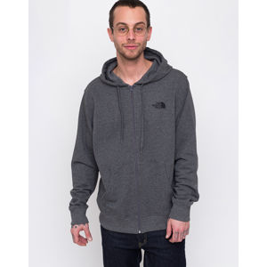 The North Face Open Gate Light Zip Hoodie Tnf Medium Grey Heather S