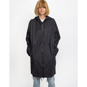 Rains Long W Jacket 01 Black M/L