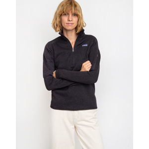 Patagonia Better Sweater 1/4 Zip Black L