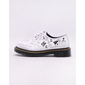 Dr. Martens 1461 Scribble White Backhand 41