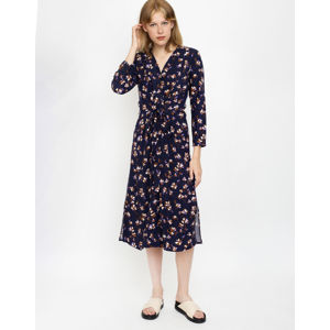 Armedangels Etnaa Flowers And Petals 1126 Evening Blue M