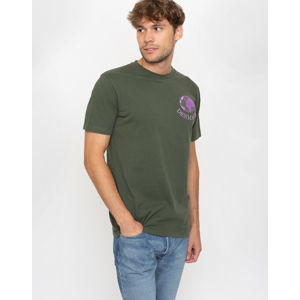 Han Kjøbenhavn Artwork Tee Faded Army L