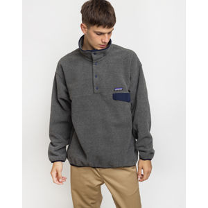 Patagonia Synch Snap-T P/O Nickel w/Navy Blue L