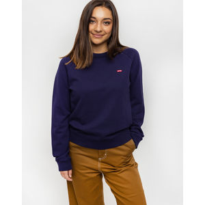 Levi's® Relaxed Graphic Crew Blue S