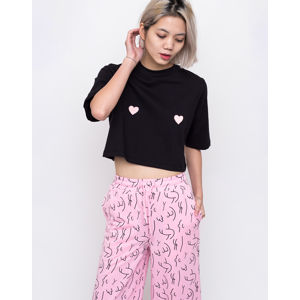 Lazy Oaf Naked Crop Pj Set MULTI L