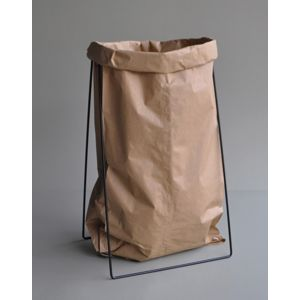 Kolor Paper Bag Holder Black