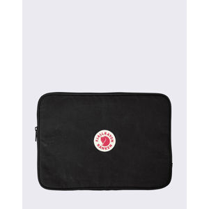 "Fjällräven Kanken Laptop Case 13"" 550 Black"