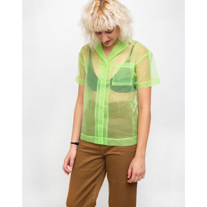 The Ragged Priest Tropics Shirt Lime S