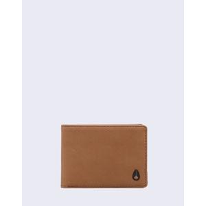 Nixon Heros Bi-Fold Wallet TAN
