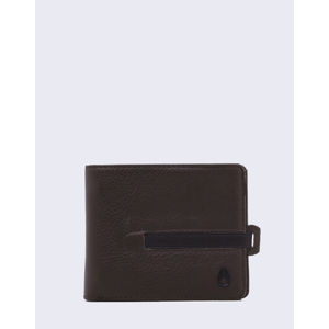 Nixon Spire II Bi-Fold Wallet BROWN