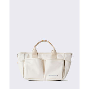 Rawrow Park Pack Messenger 720 Canvas Off White