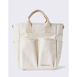 Rawrow Park Pack Tote 700 Canvas Off White