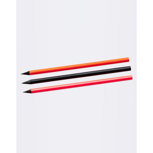 Nomess Pencils Neon/Black