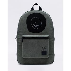 Herschel Supply Basquiat Daypack DKOLIVE