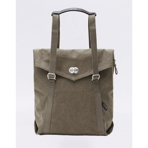 Qwstion Tote Olive