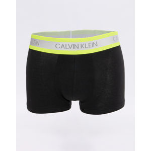 Calvin Klein Trunk 001 Black W/ Caution Tape WB L