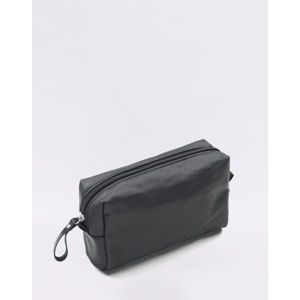 Qwstion Amenity Pouch Organic Jet Black