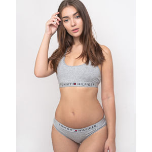 Tommy Hilfiger Bralette 004 Grey Heather M