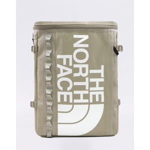 The North Face Base Camp Fuse Box TWILL BEIGE/TNF WHITE