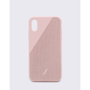 Native Union Clic Canvas iPhone XS Rose